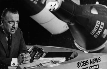Walter Cronkite, el adiós a un referente en informativos