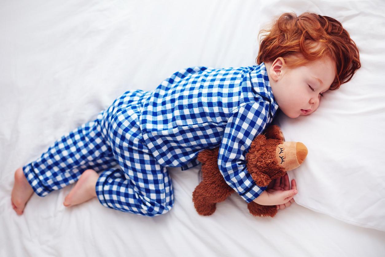 cuantas horas necesita dormir un niño de 4 años