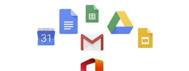 Google ya permite editar archivos de Office directamente en G Suite desde dispositivos Android