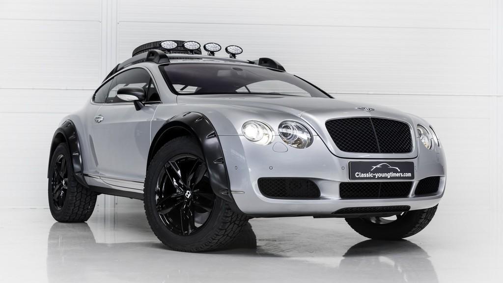 Bentley Continental Gt Offroad 4