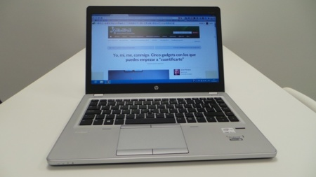 Hp EliteBook Folio 9470m, análisis