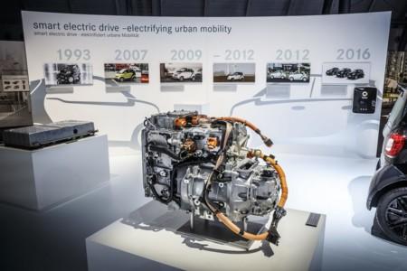 Motor Smart Fortwo 2016