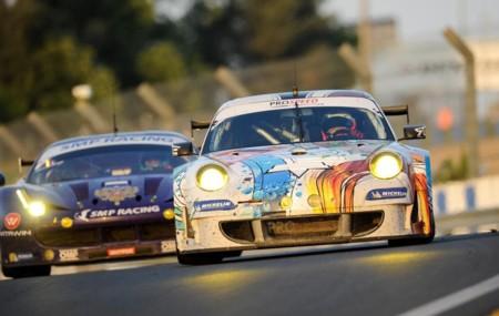 Lmgte Am Le Mans 2014