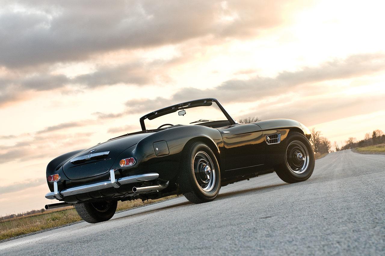 Foto de BMW 507 (Aaron Summerfield, Darin Schnabel (RM Auctions)) (1/15)