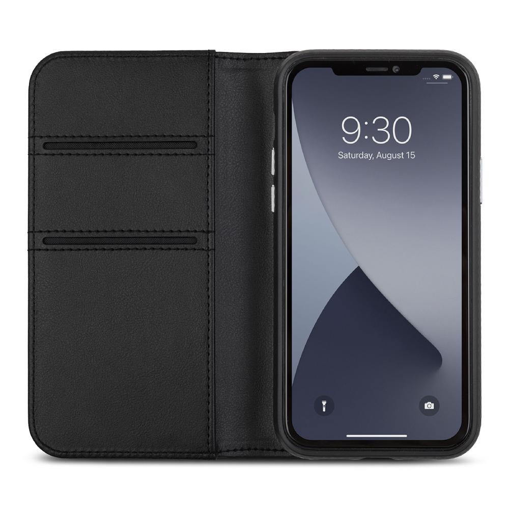 Moshi Overture Jet Funda iPhone 12 mini Negro