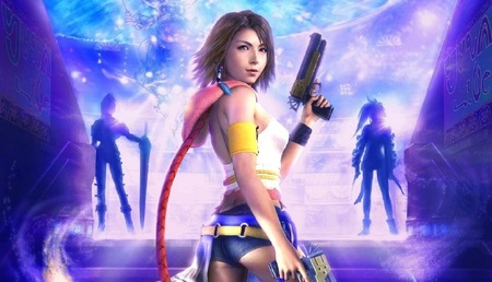 ¿Piensa Square-Enix en un remake HD de 'Final Fantasy X-2?