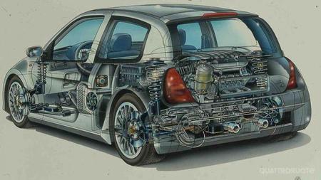 Renault Clio V6 Fase I