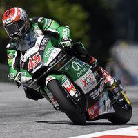 Tetsuta Nagashima aprovecha la dimisón de los favoritos para conseguir su primera pole position en Moto2