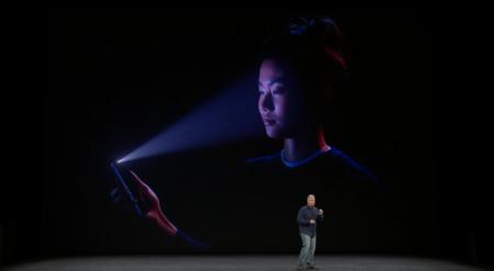 Apple X Face Id