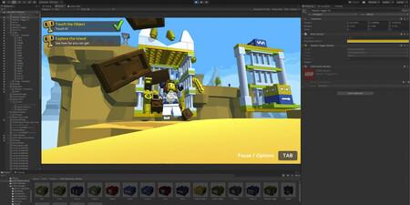 Ahora puedes crear tus propios juegos de LEGO gratis y sin saber nada de programación gracias a Unity