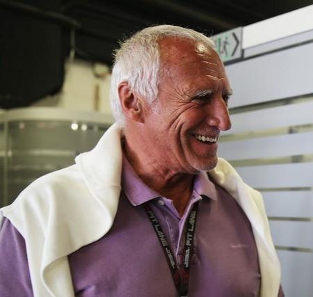 "Dietrich Mateschitz: ""Mark Webber seguirá llevando a Red Bull en el casco"""