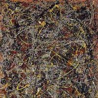 Número 5, de Jackson Pollock
