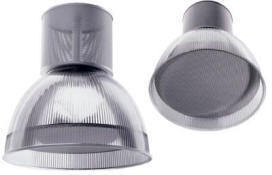 Altavoces lampara reflectora