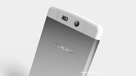 Muestran el Oppo N3 con un nuevo diseño