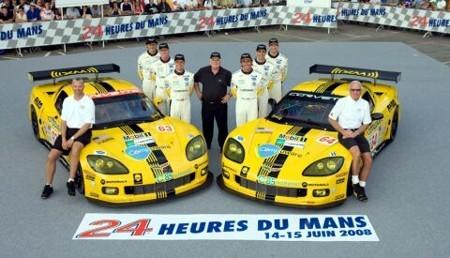 Chevrolet, duda para las 24 Horas de Le Mans