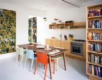Casas que inspiran: un viejo almacén victoriano convertido en un adorable hogar en Londres