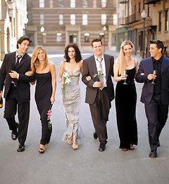 El (breve) regreso de Friends