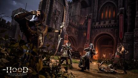 Hood: Outlaws & Legends nos muestra en un nuevo gameplay cómo se las gastará el Ranger con su poderoso arco