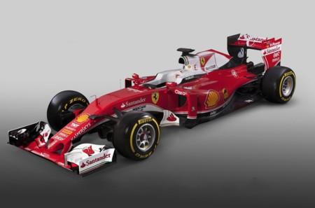 Ferrari Sf16 H