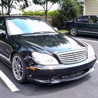 Sí, las gangas existen. Este hombre ha comprado todo un Mercedes-Benz S 65 AMG por ¡3.750 dólares!