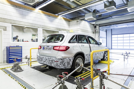 Mercedes Benz F Cell Glc