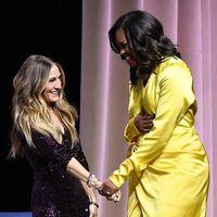 Las botas futuristas de Balenciaga con las que Michelle Obama ha sorprendido al mundo cuestan casi 4.000 euros