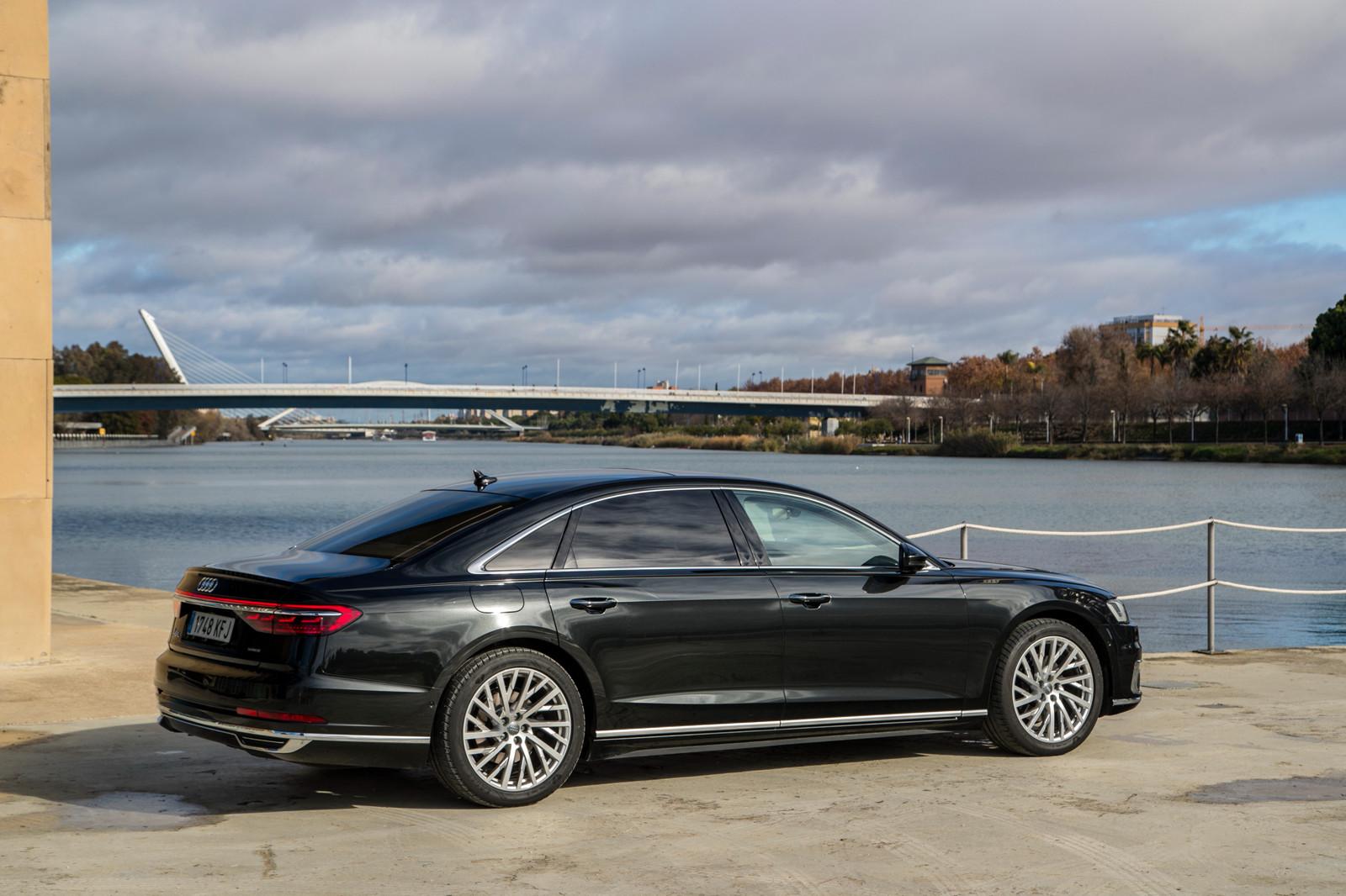 Foto de Audi A8 2018 (presentación) (52/81)