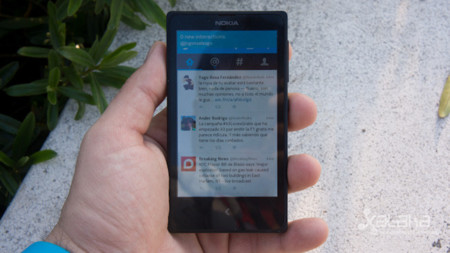 Nokia X Twitter