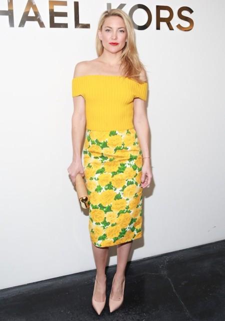 Kate Hudson Nyfw 2015
