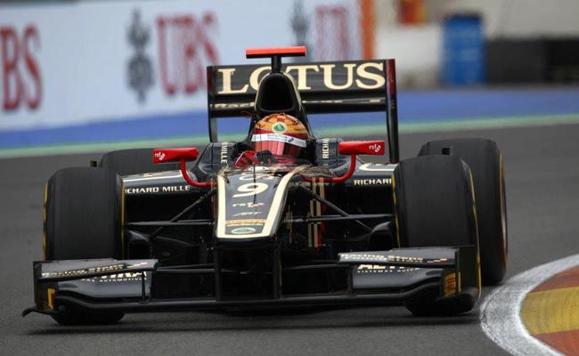 James Calado Valencia 2012 GP2