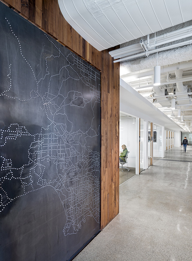 Foto de Oficinas de Uber en San Francisco (8/8)