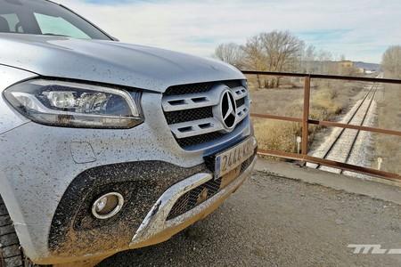 Mercedes Benz Clase X 350d 2019 001