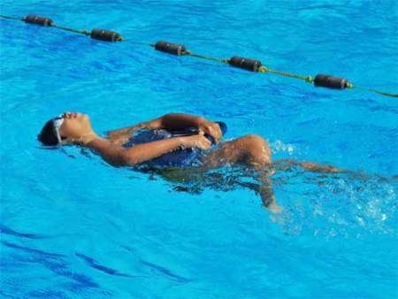 Trucos para aumentar la intensidad en natación