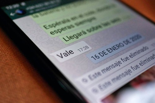 Cómo cambiar el tamaño de la letra en WhatsApp para Android