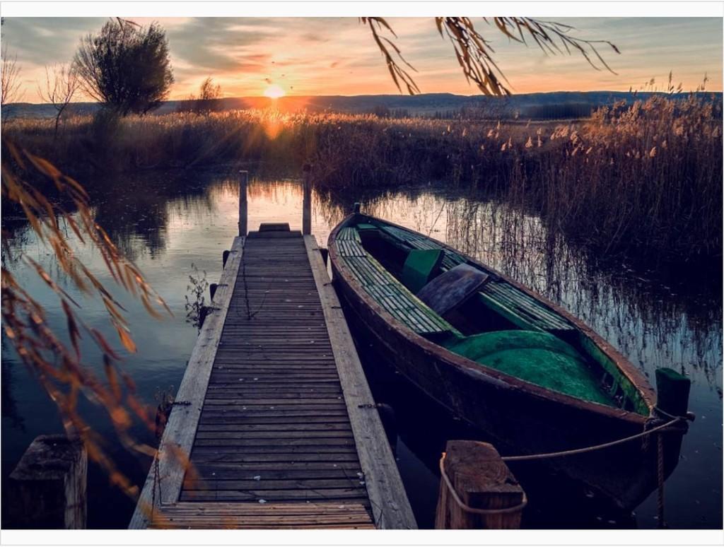 El renacer de un paisaje: la laguna del Cañizar, Teruel