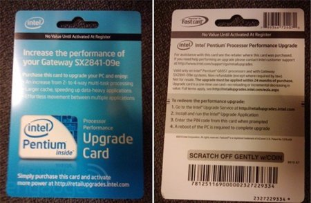 Desbloquea tu CPU Intel previo pago, una realidad que aún no lo es en España