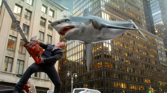 Sharknado Global Swarming 2