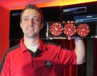 AMD 7990 se muestra en las manos de AMD. ¿Qué hay de nuevo, viejo?