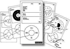 """¿Tendrá el hipotético """"iPhone nano"""" una click-wheel en lugar de pantalla táctil?"""