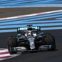 Lewis Hamilton pulveriza el récord de Paul Ricard y McLaren regresa a la élite de la Fórmula 1