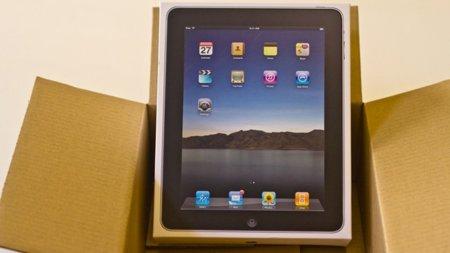 La producción del modelo actual del iPad baja, pero Apple encarga 65 millones de pantallas para el 2011