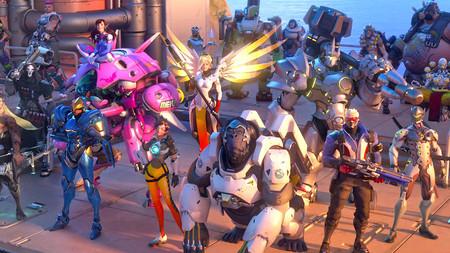 Overwatch es elegido juego del año en los DICE Awards 2017