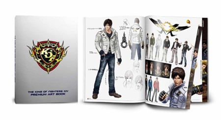 Las primeras ediciones de The King of Fighters XIV en Japón recibirán un Art Book de 120 páginas