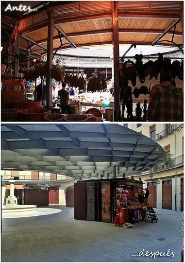Plaza Redonda Valencia