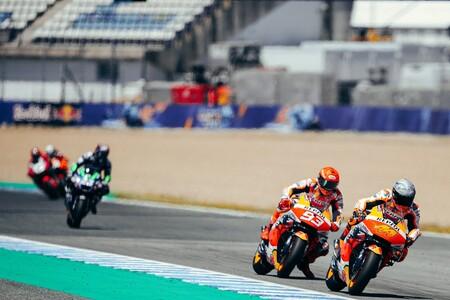 Espargaro Marquez Jerez Motogp 2021