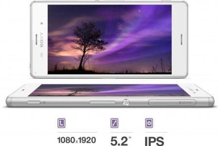 Sony Xperia Z3: su pantalla y su cámara