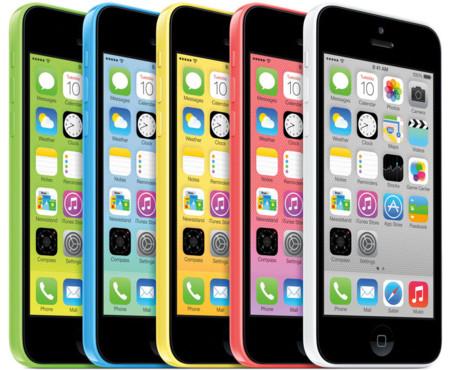 iPhone 5C rebajado