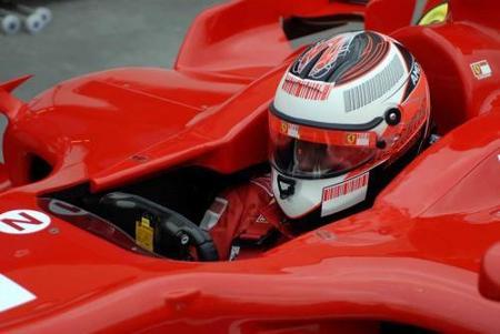 Kimi Raikkonen no da el año por perdido