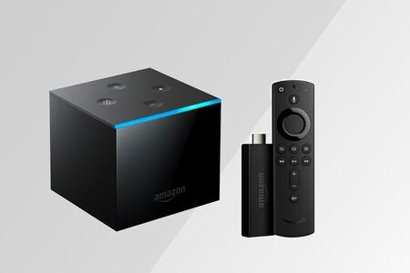 Netflix, Apple TV+, Prime Video y más con los Fire TV Stick 4K y Fire TV Cube, de oferta en Amazon por 44,99 euros y 69,99 euros