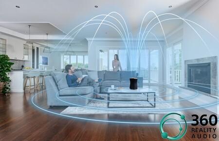 El formato de música envolvente Sony 360 Reality Audio llegará a Amazon Music HD en abril